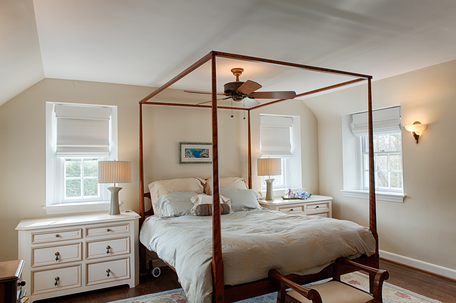 Master Bedroom And Bath Remodel Domers Construction